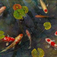 Good Luck Pond 3  –  24×40